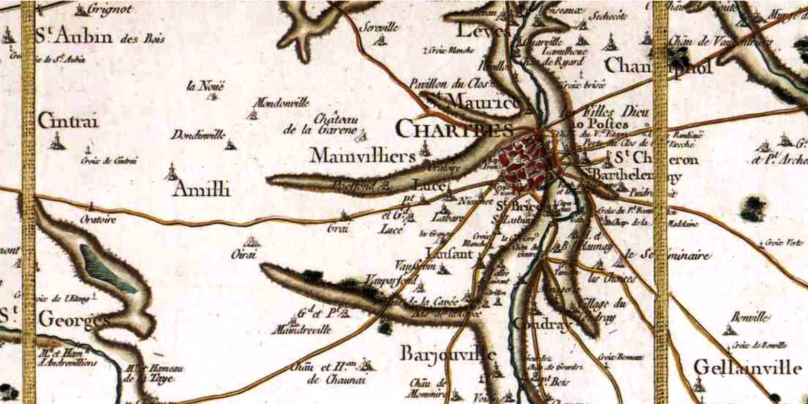 Chartres 28 cassini
