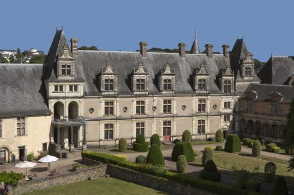 Chateaubriant loire atlantique le chateau