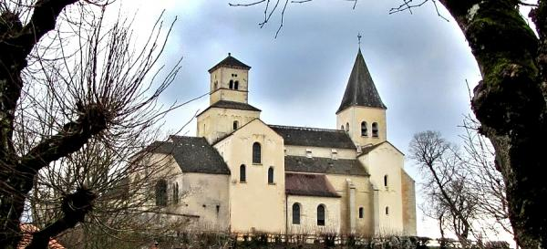 Chatillon sur seine cote d or l eglise saint vorles