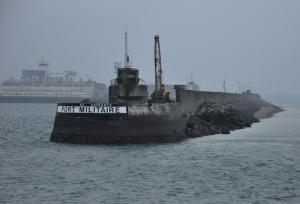 Cherbourg manche le port militaire