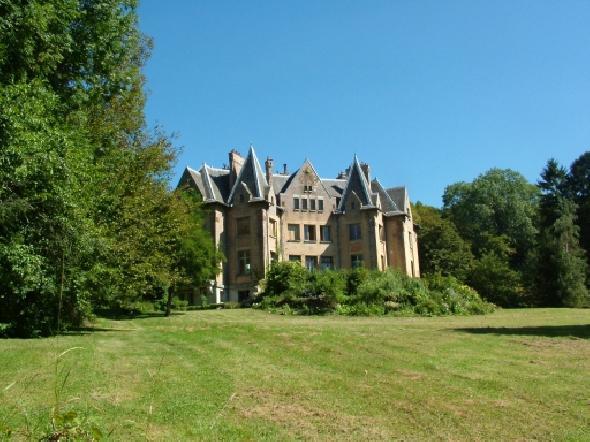 Chevregny aisne le chateau