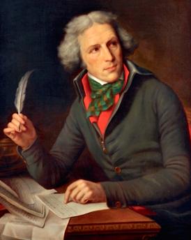 Claude francois chauveau lagarde 1756 1841