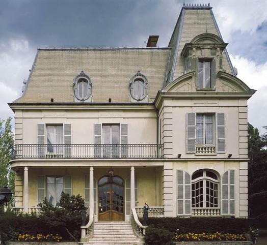Clichy sous bois seine saint denis le chateau de la terrasse