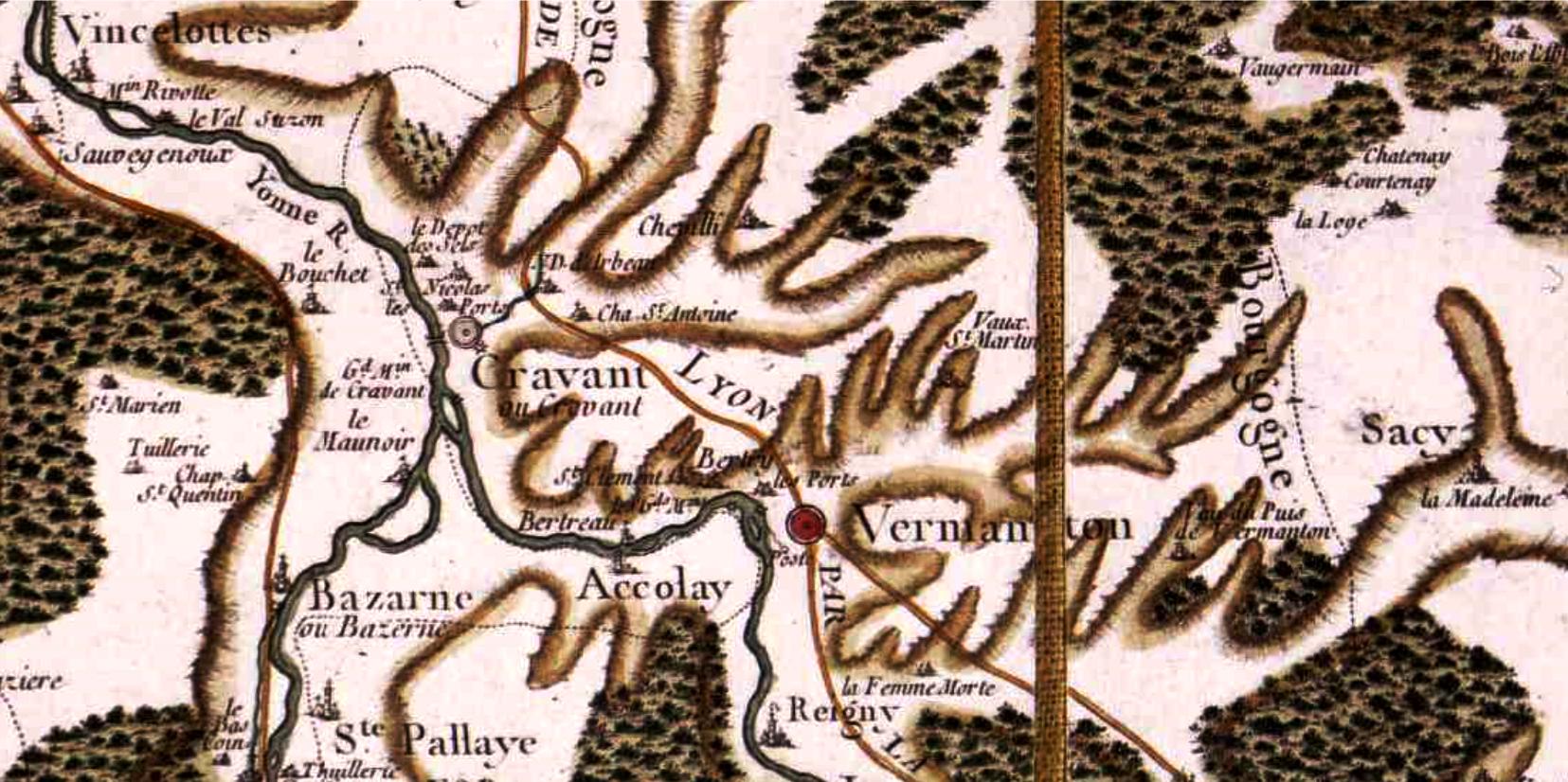 Cravant 89 cassini