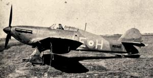 Criquebeuf aviateur anglais