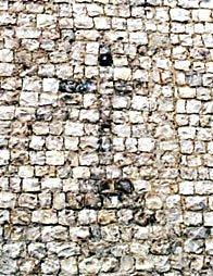 Criquebeuf en caux seine maritime mur de la nef
