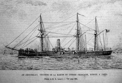 Croiseur le seignelay