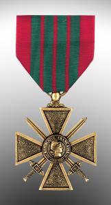 Croix de guerre 39 45w