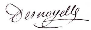 Desnoyelles honore magloire 1834