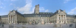 Dijon cote d or le palais des ducs de bourgogne