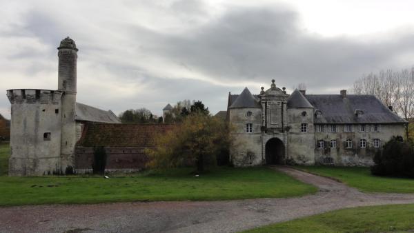 Esnes nord le chateau