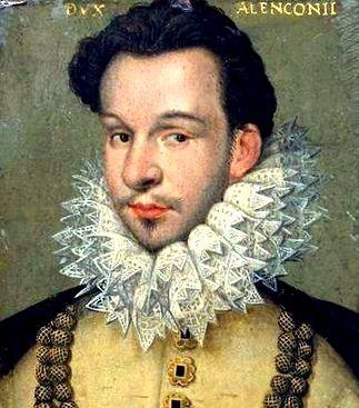 Francois d alencon 1555 1584