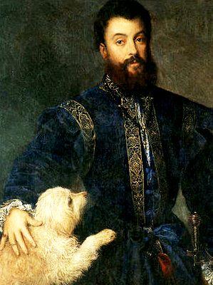 Frederic ii de gonzague 1500 1540