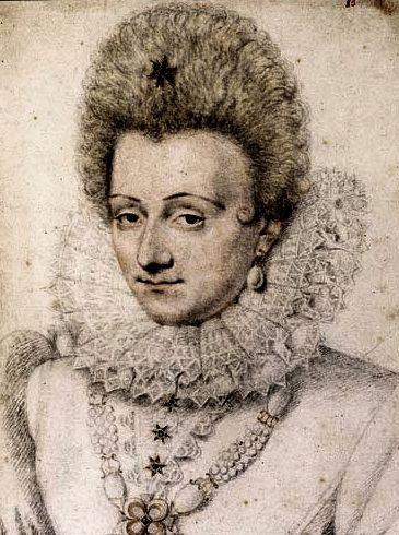 Gabrielle d estrees 1573 1600