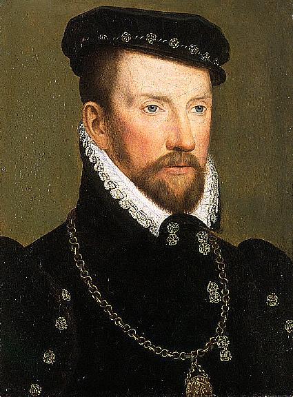 Gaspard ii de coligny 1519 1572