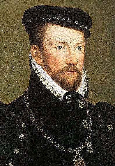 Gaspard ii de coligny 1519 1574