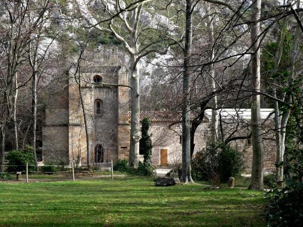 Gemenos bouches du rhone l abbaye de saint pons