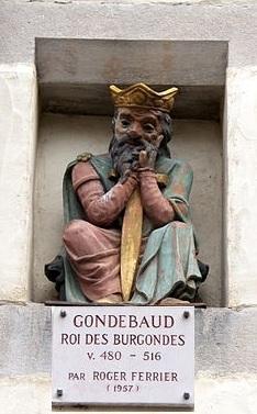 Gondebaud 480 516