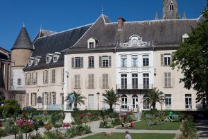 Grenoble isere l hotel de lesdiguieres