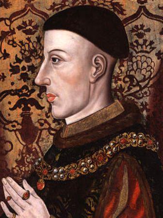 Henri v d angleterre 1386 1422