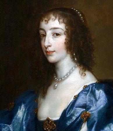 Henriette marie de france 1609 1669