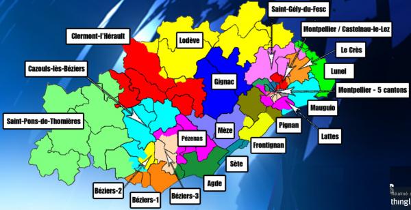Herault carte cantons 2015