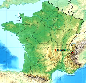 Hermillon 73 geo