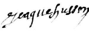 Husson jacques 1684