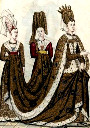 Isabeau de baviere 1371 1435