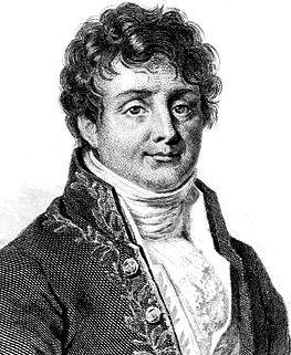 Joseph fourier 1768 1830
