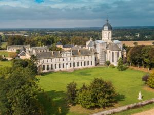 Juaye mondaye calvados l abbaye saint martin