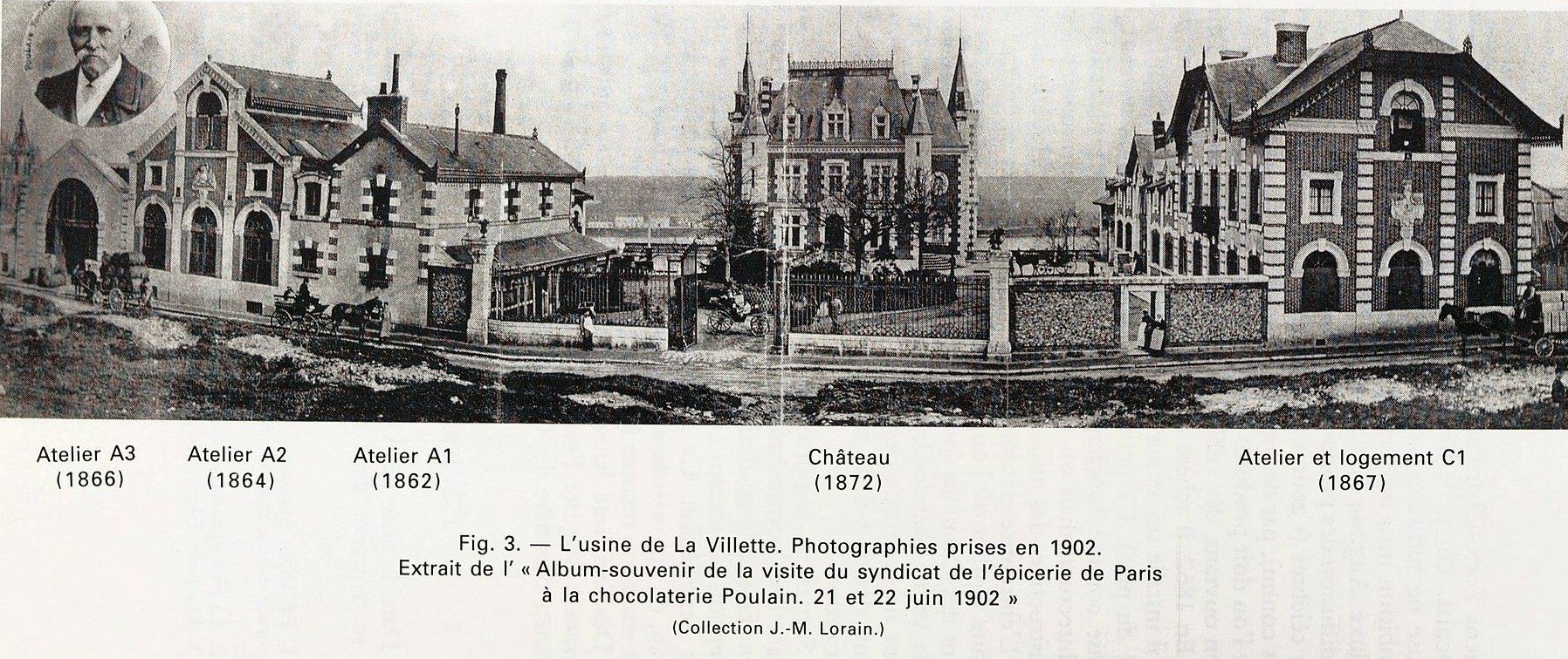 La chocolaterie poulain