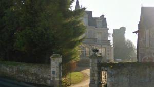 La garnache vendee le pavillon du chateau