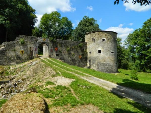 Lafauche haute marne le chateau