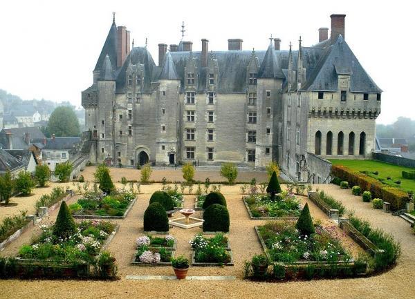 Langeais indre et loire le chateau 1