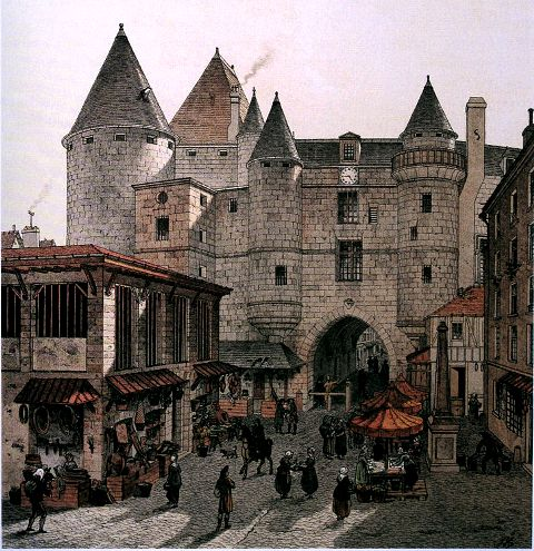 Le grand chatelet 1800