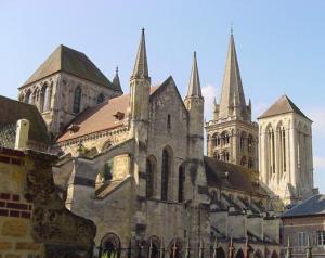 Lisieux calvados la cathedrale saint pierre