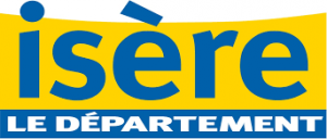 Logo isere