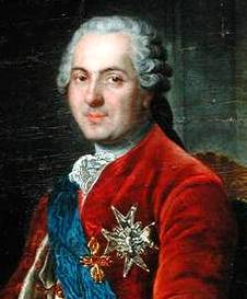 Louis de france dauphin 1765