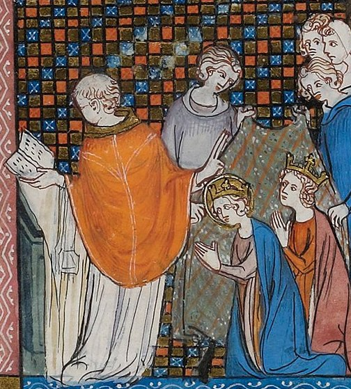 Louis ix et marguerite de provence mariage 1234