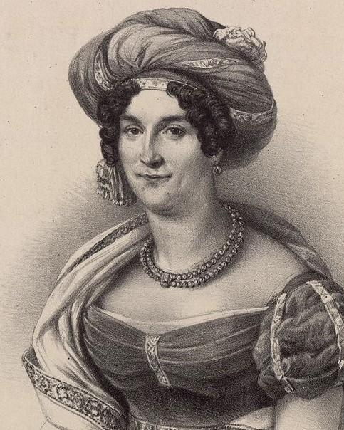 Louise charlotte aglae camus de pontcarre 1773 1843