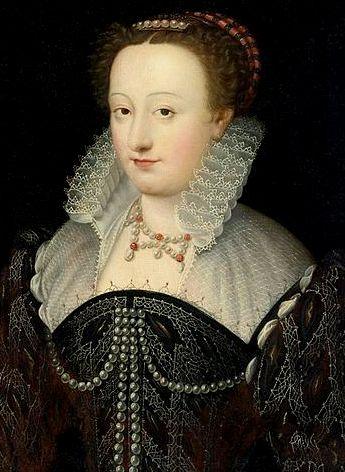 Madeleine de l aubespine 1546 1596
