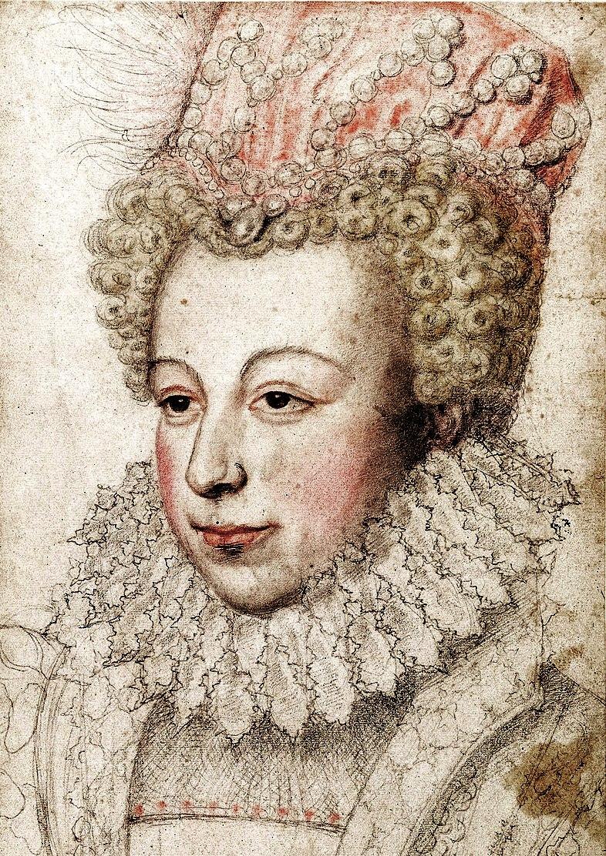 Marguerite de france de valois 1553 1615