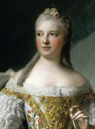 Marie josephe caroline eleonore francoise xaviere de saxe 1731 1767
