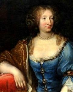 Marie louise de la grange d arquien 1638 1728