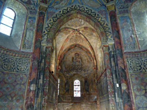 Metz moselle la chapelle des templiers