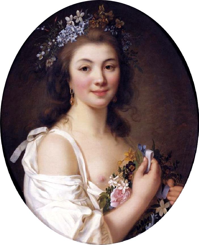 Mme de genlis 1746 1830