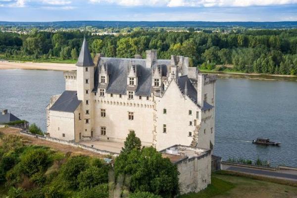 Monsoreau maine et loire le chateau