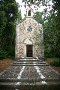 Montauroux var le chateau de la colle noire chapelle sainte anne