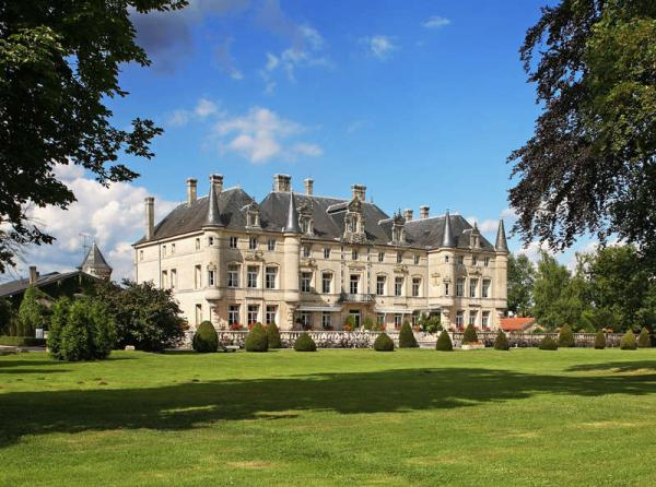 Monthairons meuse le chateau